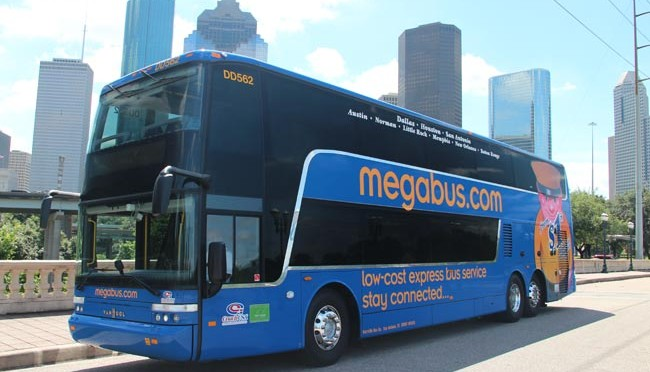 My Megareview of Megabus: Houston to Dallas