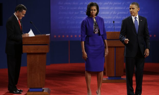 Romney's debate win: Trick, Treat or Trap?