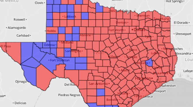 Operation Think Swing Texas: More Red in 2012?