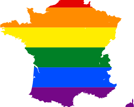 Vive L' Égalité: French National Assembly passes marriage equality