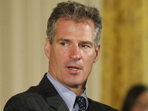 BREAKING: MA's Scott Brown will NOT run for Senate