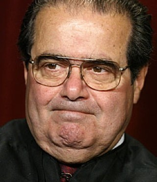Rachel Maddow: Antonin Scalia Is A Troll