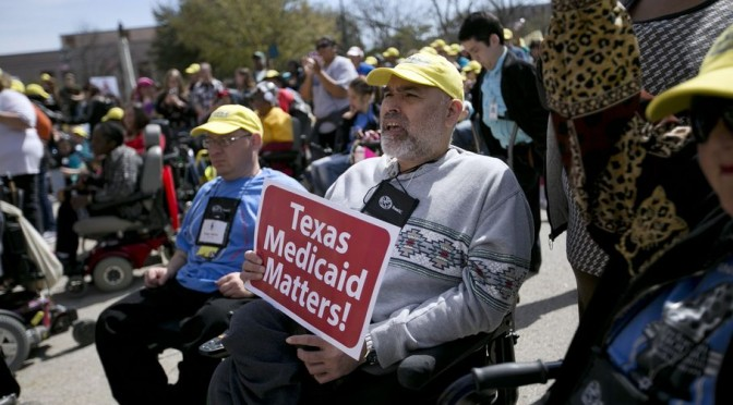 Texas Health Scare: Why Medicaid Matters