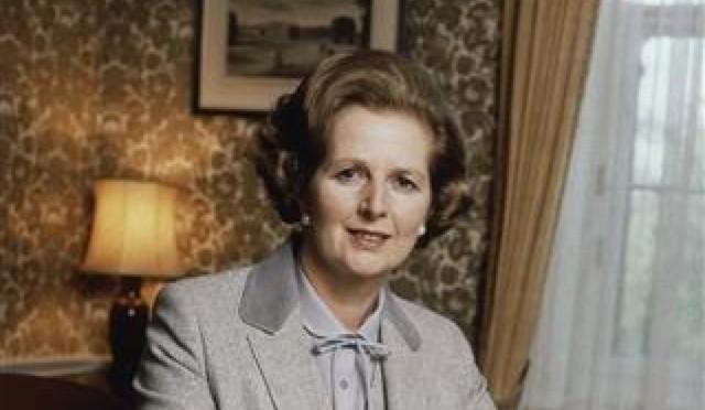 Margaret Thatcher passes away at 87