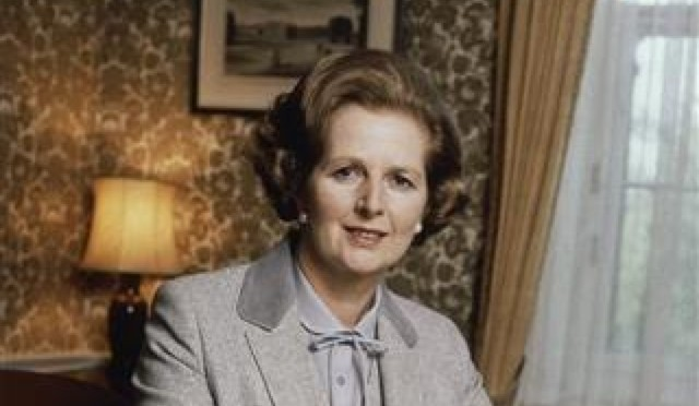 Margaret Thatcher passes away at 87