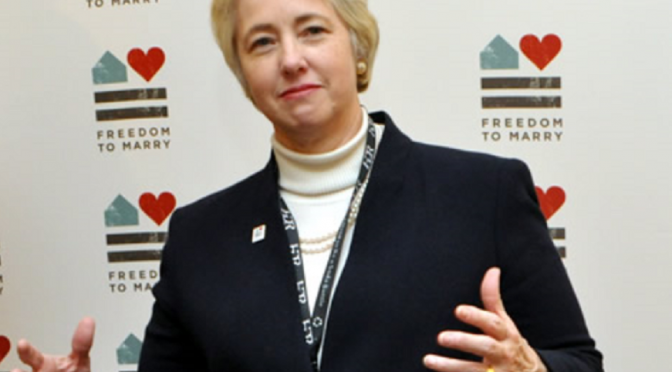 Reconsidered: Annise Parker on GLBT rights