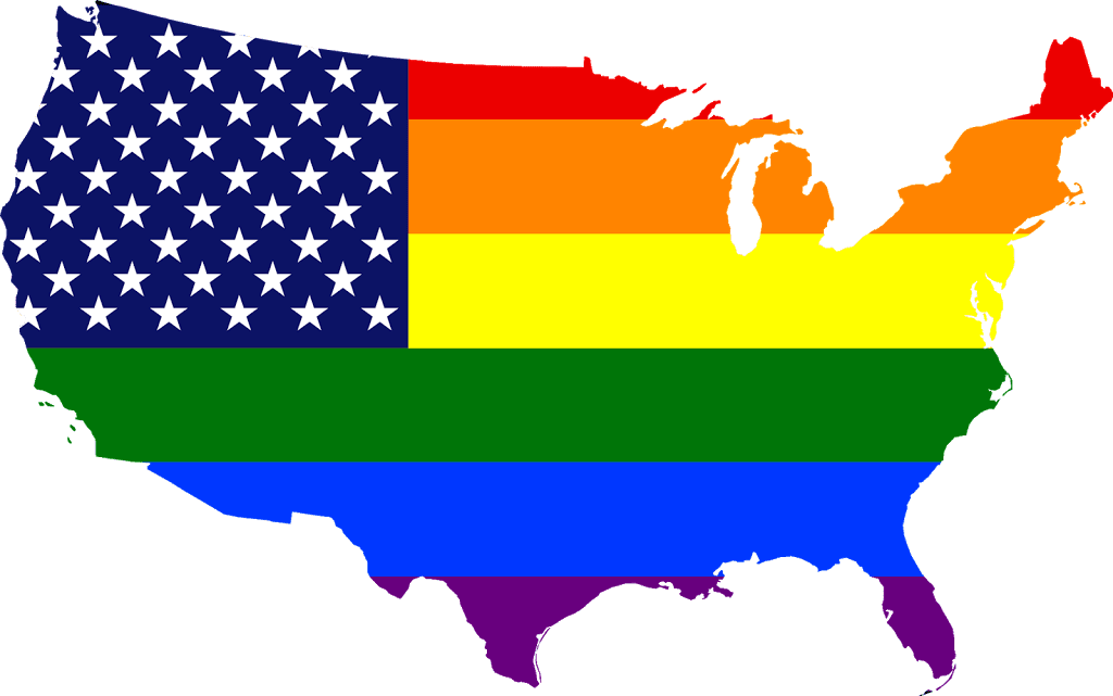 Homosexual marriage in united states