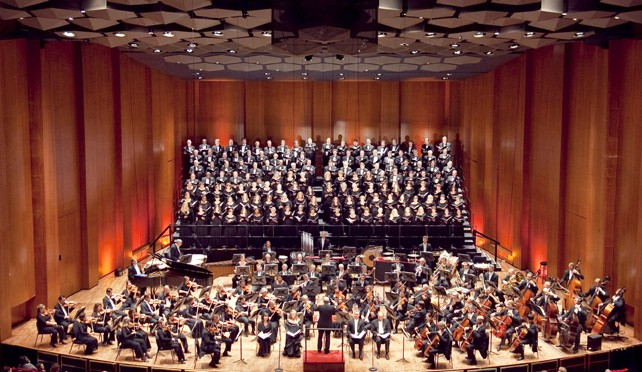 Harmonious Hundred: The Houston Symphony's Centennial