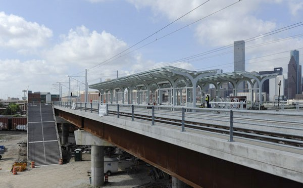 UPgrade: Rethinking Houston's Rail Transit