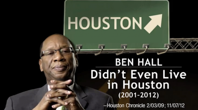 Ben Hall's Biggest Problem? An Eroding Base