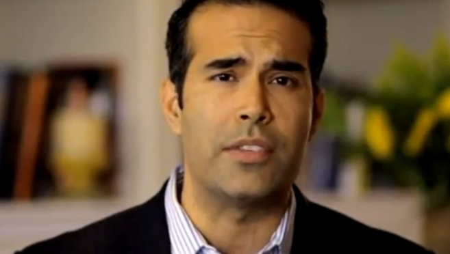 George P. Bush Wants to Defund Obamacare