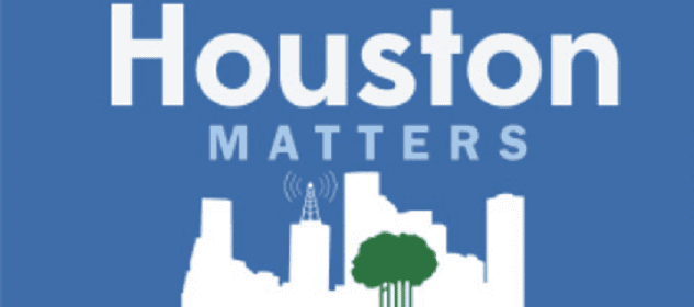 Texas Leftist appears on Houston Matters