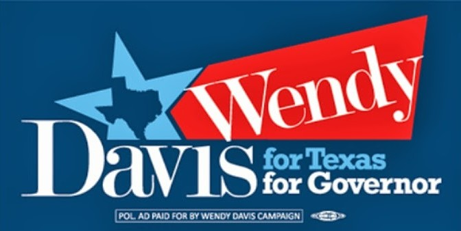 Wendy Davis Is In the Governor's Race