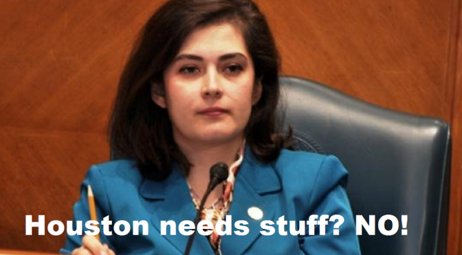 Houston Runoff Elections:  Less of the Extreme