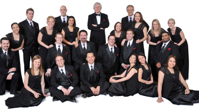 Music Musings: The Houston Chamber Choir