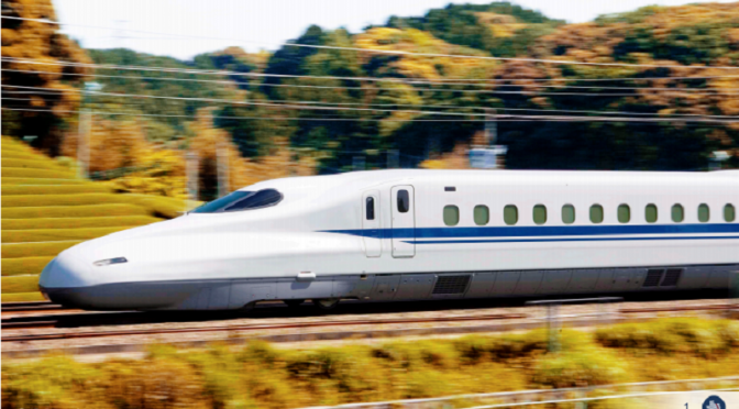 "Texas On ""Fast Track"" To High-Speed Rail"
