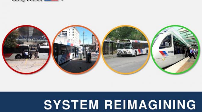 METRO Reveals System Re-imagining Plan