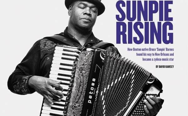 "Music Musings:  Bruce ""Sunpie"" Barnes"
