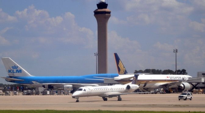 Unprecedented Growth for Houston's Airports
