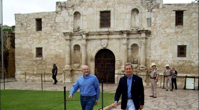 Remember Sussudio: Phil Collins Donates Alamo Treasures To Texas