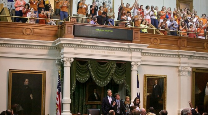 How 'The People's Filibuster' Changed Texas Politics
