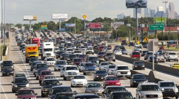 Could Worsening Traffic Congestion Hinder Texas Growth?