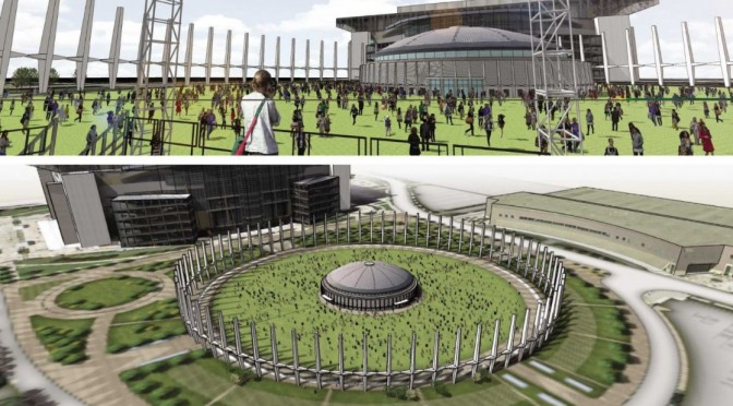 The Astrodome Park Proposal