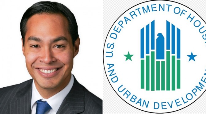 Julian Castro Breezes Through Senate Confirmation