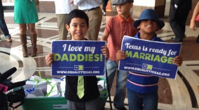 Texas AG's Office Turns Away Marriage Equality Petition