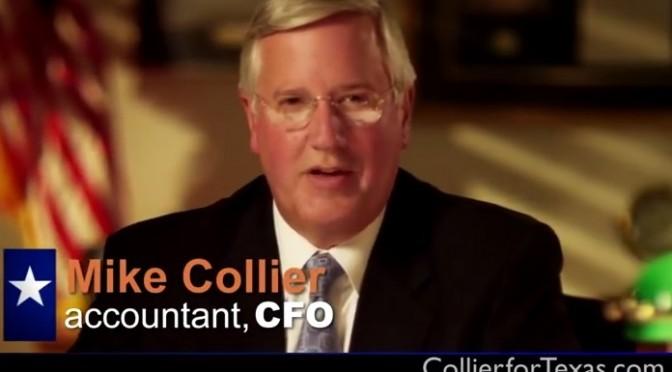 Mike Collier Hammers Glenn Hegar on Education Cuts
