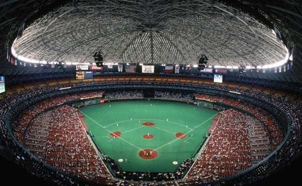 The 'Parkstrodome'? Emmett's New Astrodome Vision