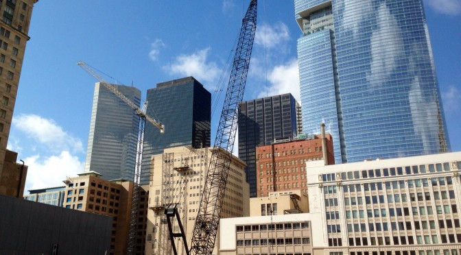 Crane Insane: Downtown Houston Construction Update