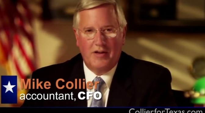 Mike Collier Hammers Glenn Hegar on Education Cuts