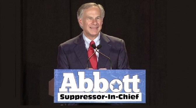 Is Texas Governor Greg Abbott Working With ISIS?