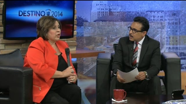 Van de Putte Answers Voters In Live Spanish Language Forum