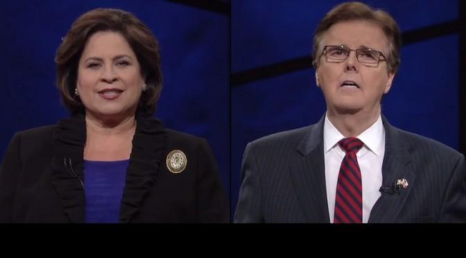 Texas Lt. Gubernatorial Debate:  Review