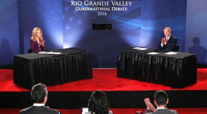 Texas Gubernatorial Debate 1: Review