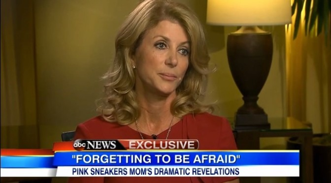 Wendy Davis Gets Personal In New Book