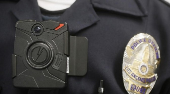 Body Cameras Protect the Police Too