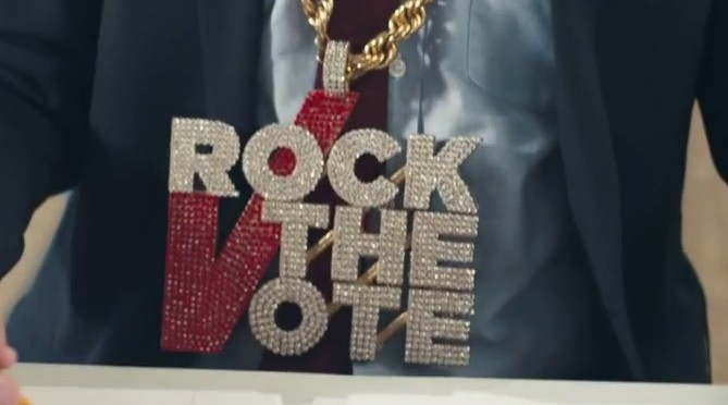 Rock The Vote's Turn Out For WHAT