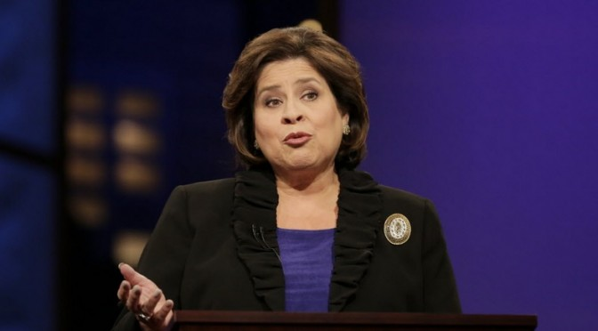 City or Senate?  The Van de Putte Dust-Up