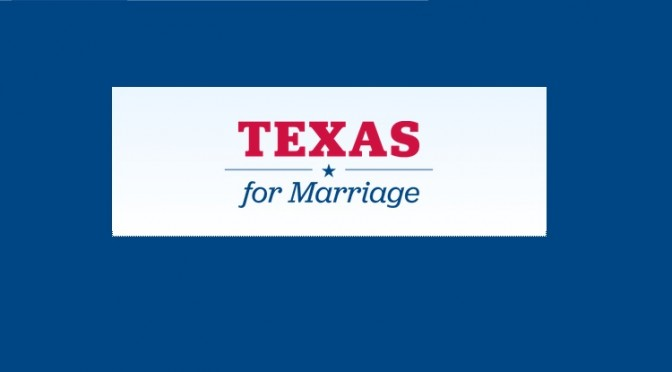 New Campaign For Marriage Equality Targets Texas