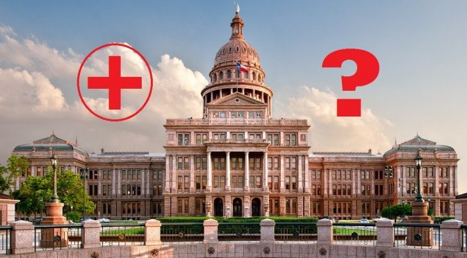 Growing Support For Texas Medicaid Expansion?