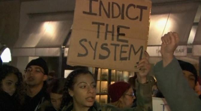 The Unjust System