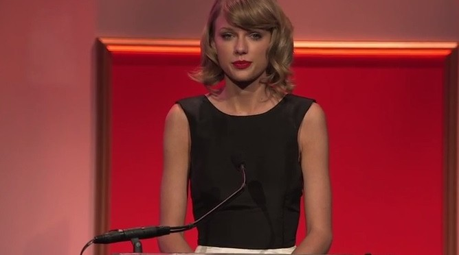 Music Musings:  Taylor Swift Gets Real About the Music Business