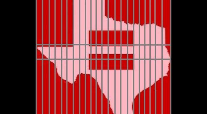 Big Government Texas Part 1:  TX Lege Defending Discrimination??