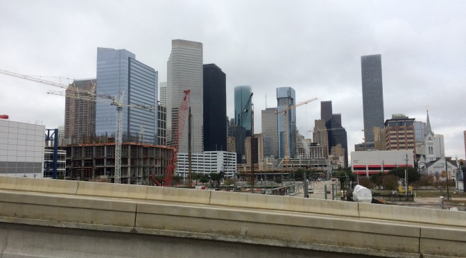 Could The Houston Construction Boom Go Bust?