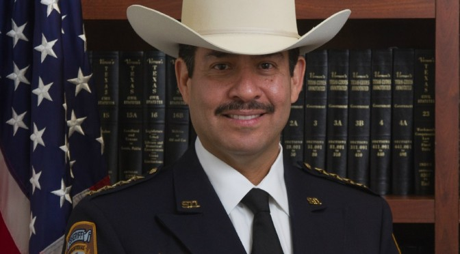 Chron:  Sheriff Adrian Garcia Certain To Run For Mayor