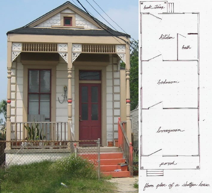 Simple House Design In The Philippines 2014 2015: Reviving The Shotgun House In Houston, And Beyond