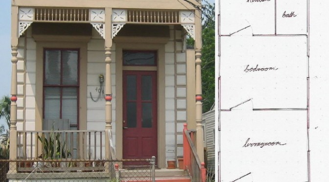 Reviving the Shotgun House in Houston, and Beyond